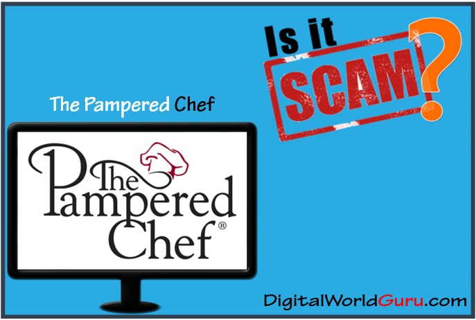 pampered chef review - is pampered chef a scam