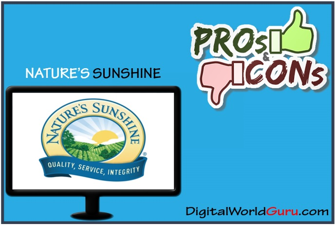 pros and cons natures sunshine