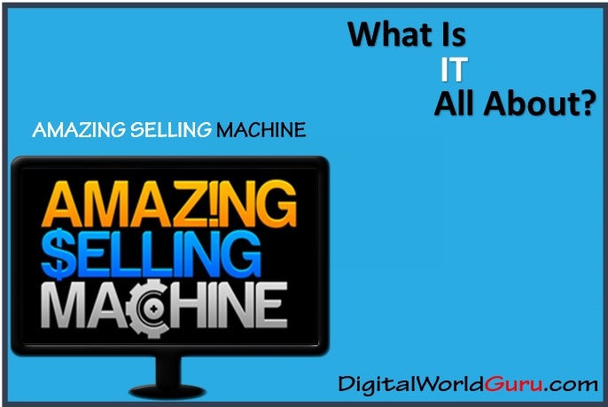 what is amazing selling machine