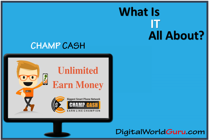 what is champcash