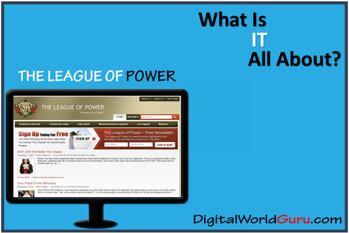 what is league of power