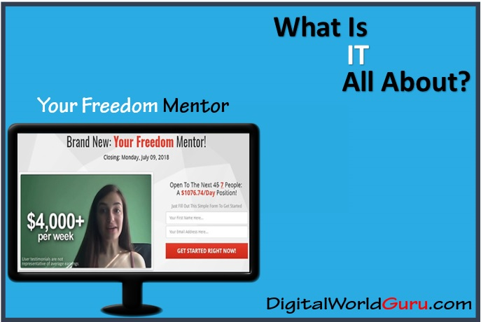 what is your freedom mentor