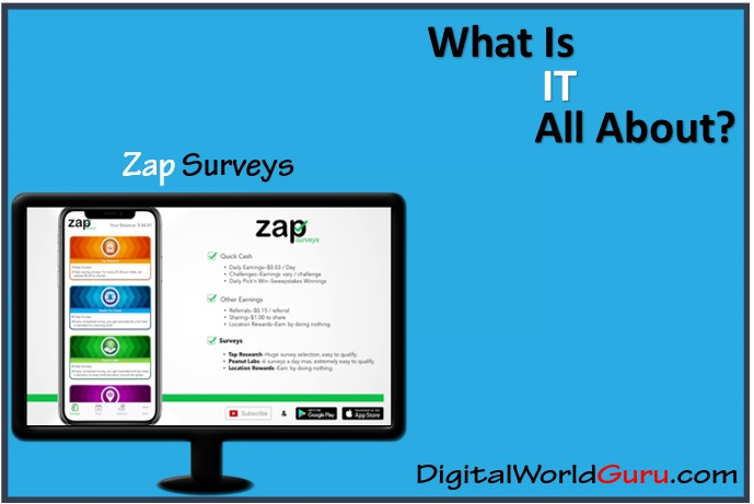 what is zap surveys