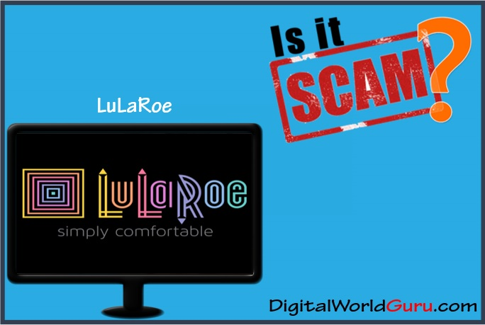 Is LuLaRoe Pyramid Scheme
