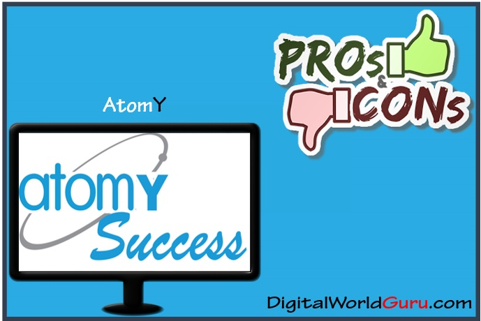 atomy pros and cons
