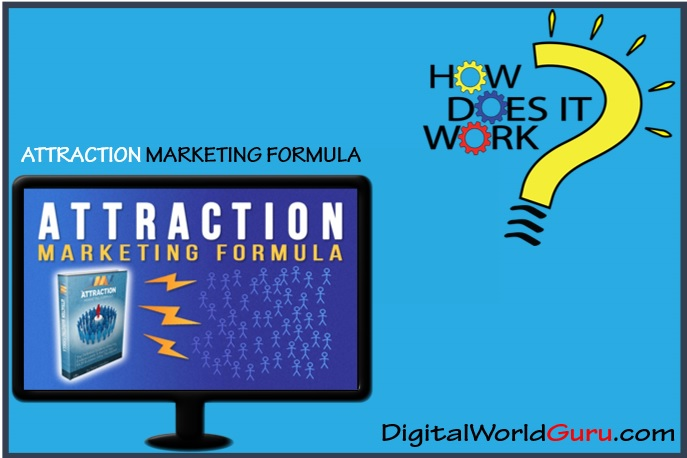 how attraction marketing formula works