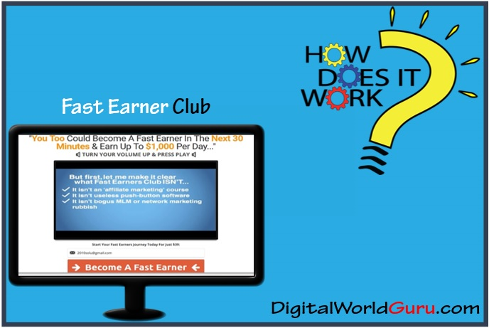 how fast earner club works