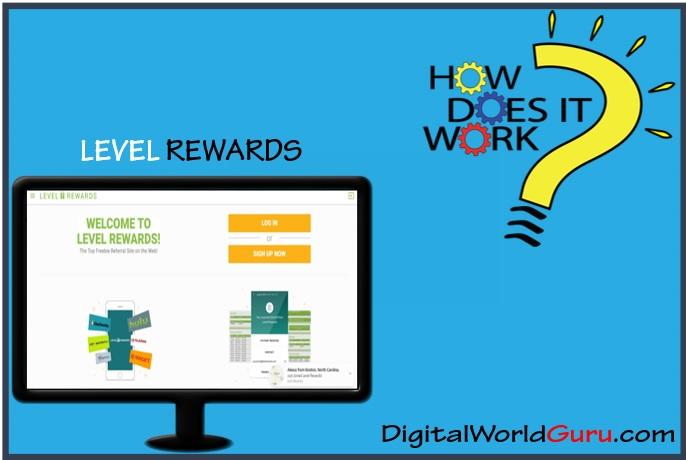 how level rewards works