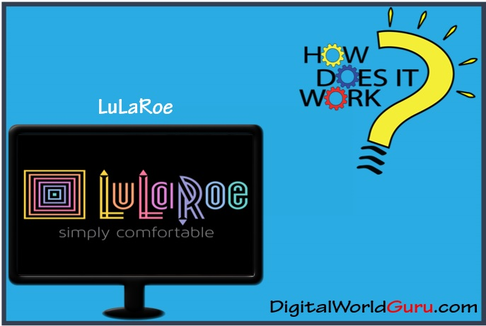 how lularoe works
