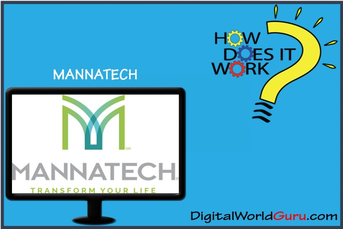 how mannatech works