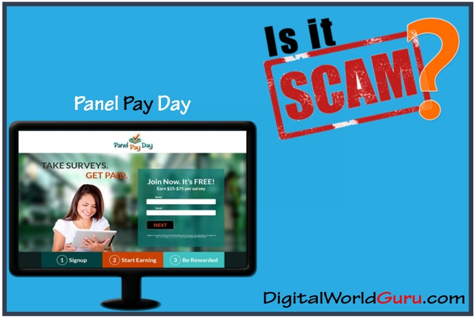 is Panel Payday scam