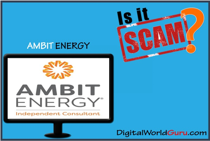 is ambit energy pyramid scheme