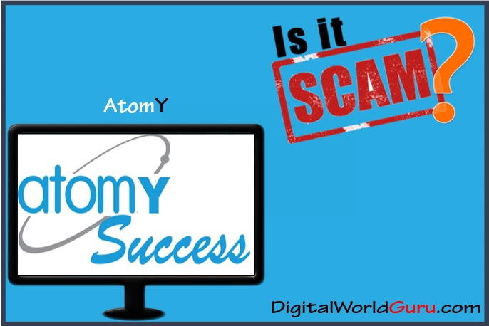 is atomy scam or pyramid scheme