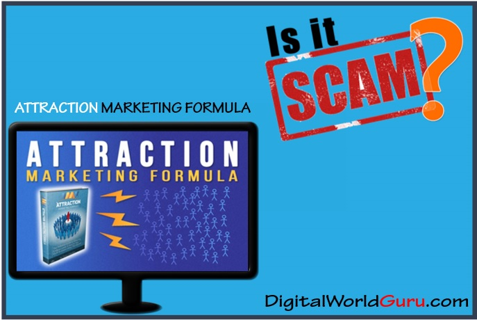 is attraction marketing formula scam