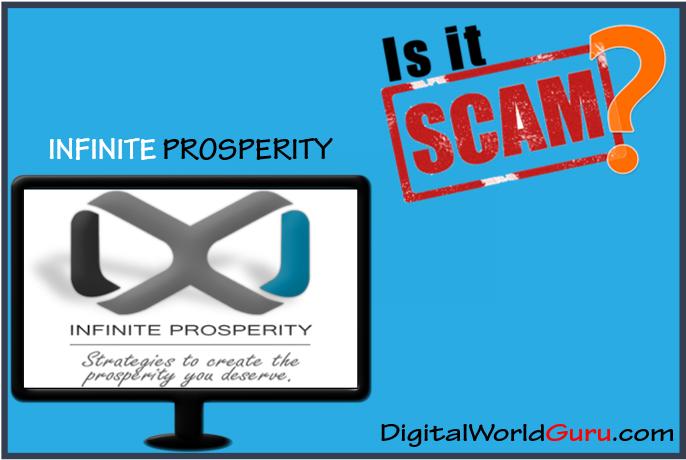 is infinite prosperity scam