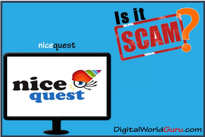 is nicequest a scam