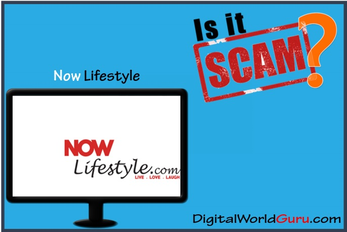 is now lifestyle scam