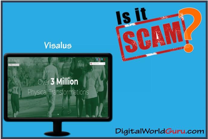 is visalus scam