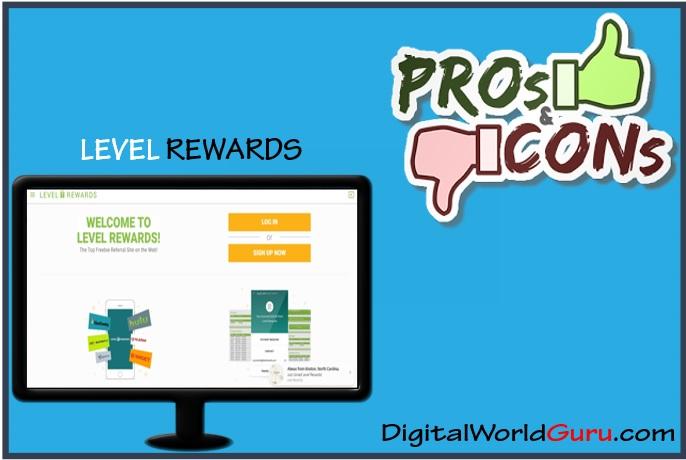 level rewards scam
