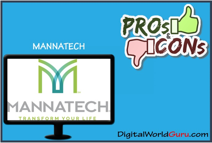 mannatech pros and cons