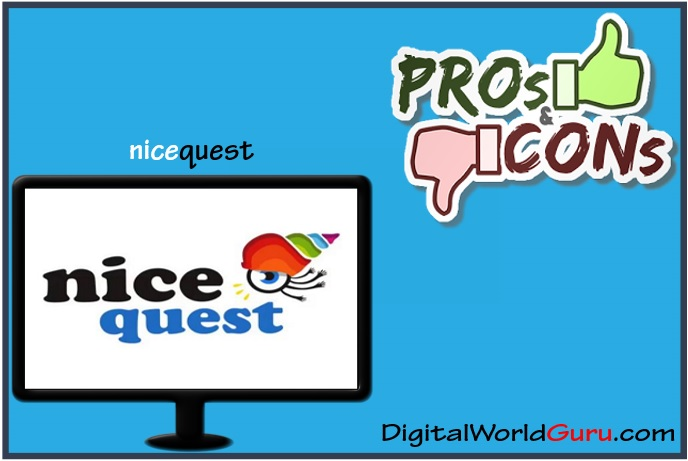 nicequest pros and cons