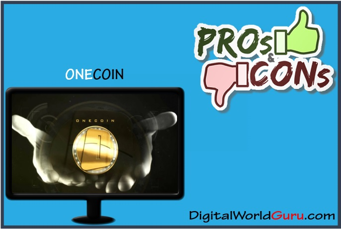 onecoin pros and cons