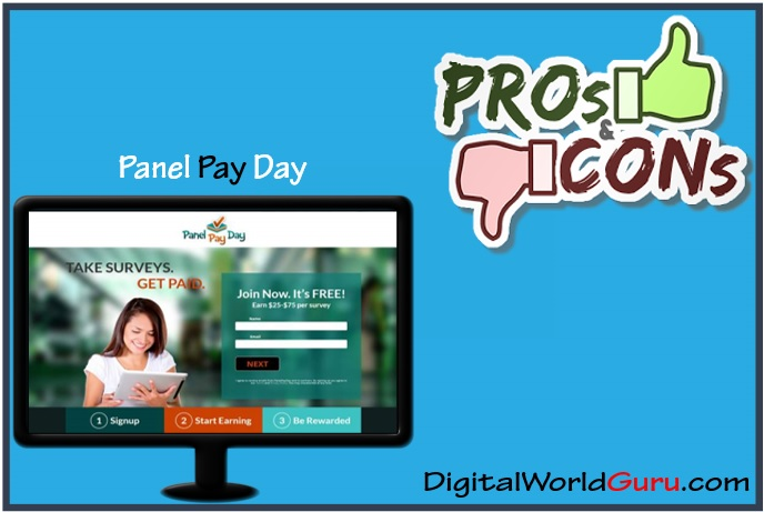 panel pay day pros and cons
