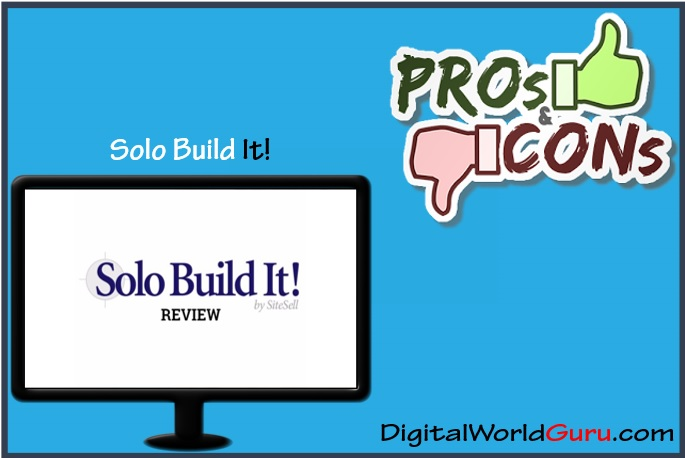 pros and cons solo build it