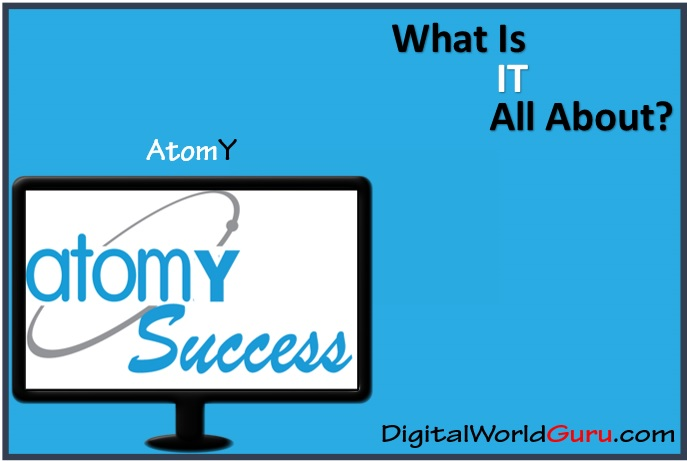 what is atomy