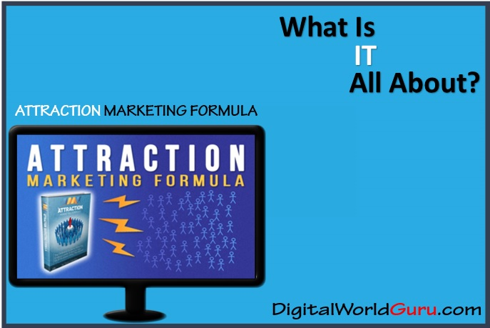 what is attraction marketing formula