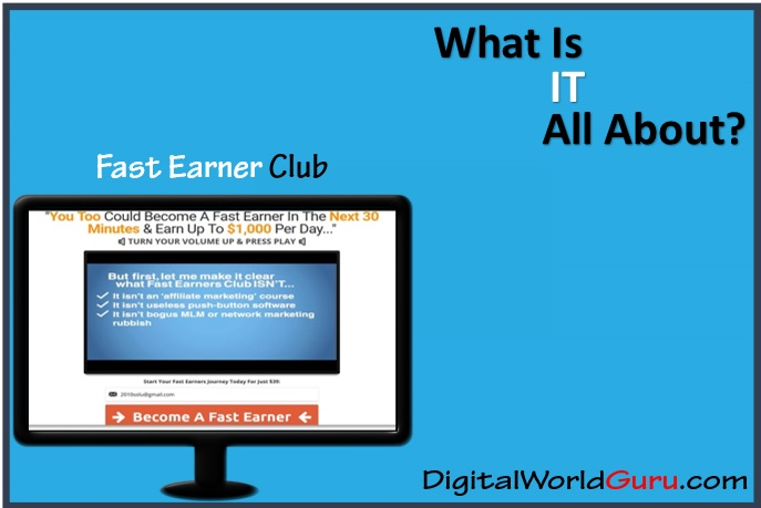 what is fast earner club
