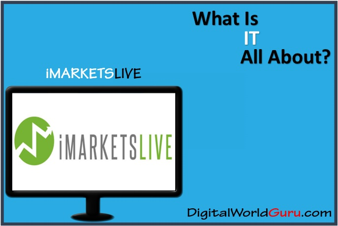 what is imarketslive