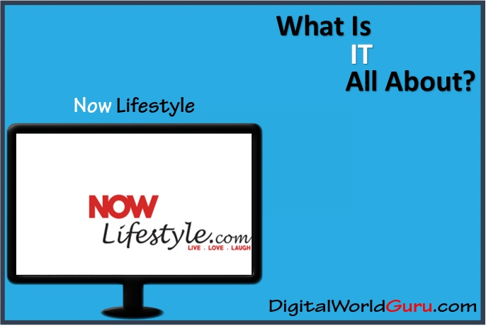 what is now lifestyle