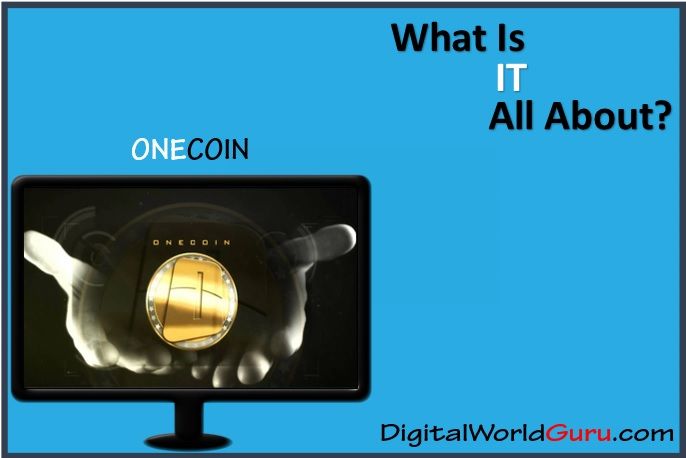 what is onecoin
