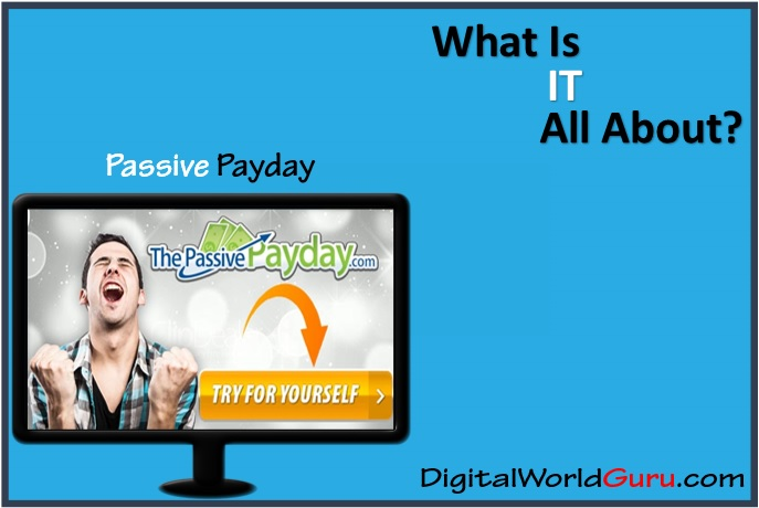 what is passive payday