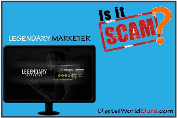 Is Legendary Marketer Scam