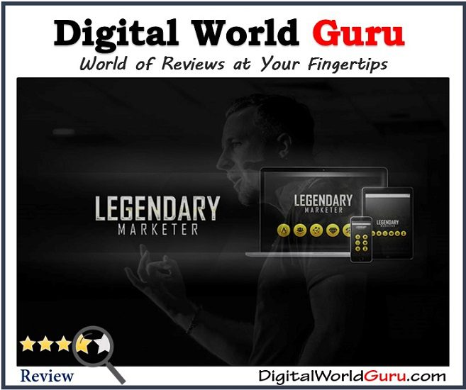 Legendary Marketer Features