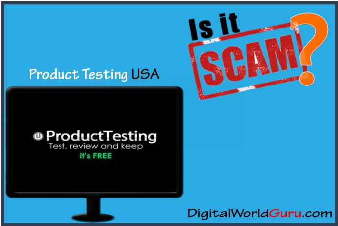 Is Product Testing USA a scam