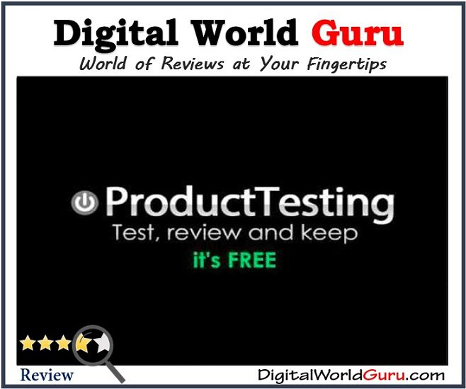Is product testing usa scam
