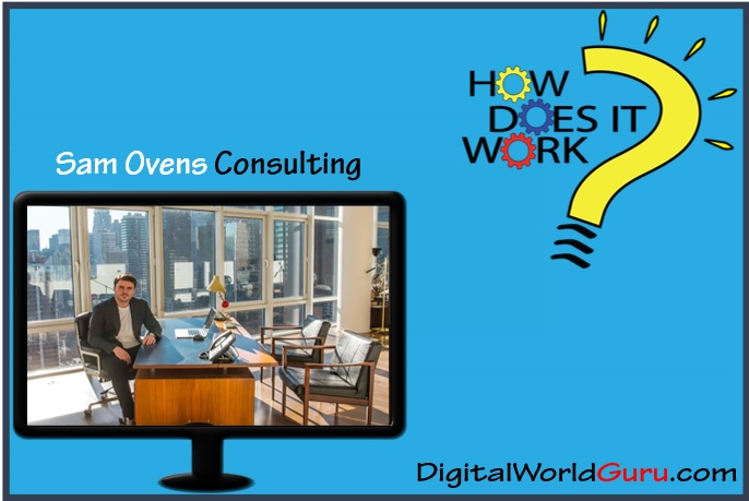 how sam ovens consulting works