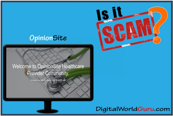 is opinionsite a scam