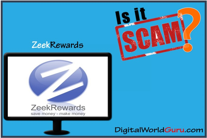 is zeek rewards a scam