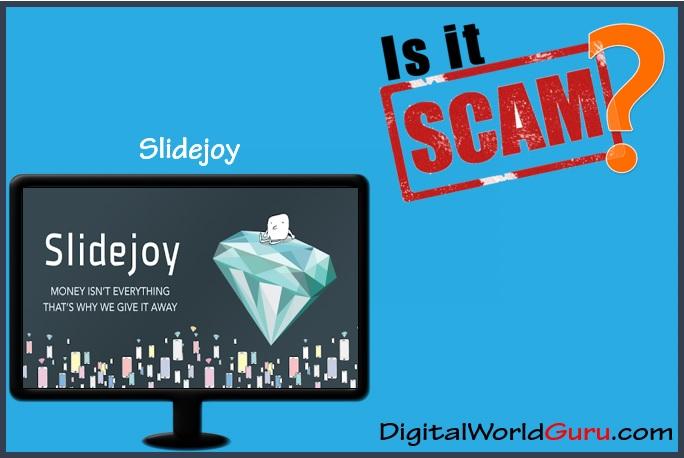 Is Slidejoy App Scam