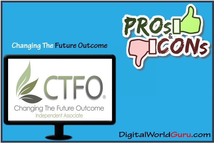 changing the future outcome pros and cons