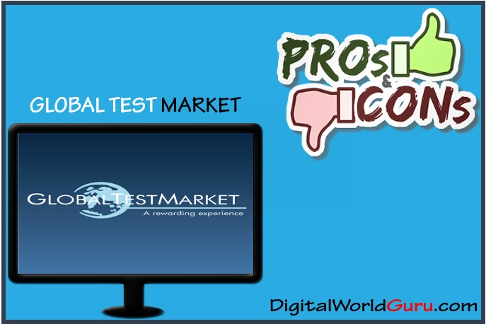 global market test pros and cons