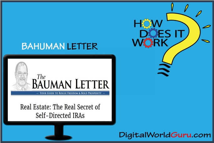 how the bauman letter works