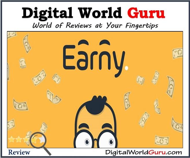 is earny app a scam