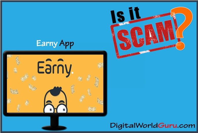 is earny app scam