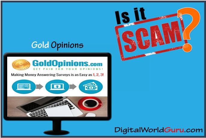is gold opinions a scam