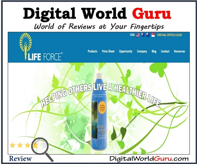 is life force international scam
